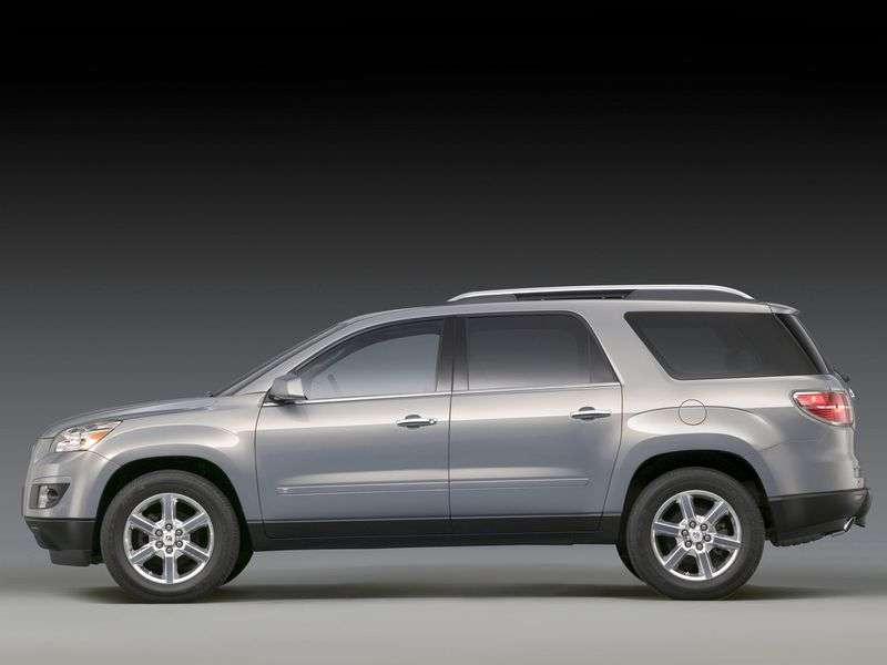 Saturn Outlook 1st generation crossover 3.6 AT AWD (2006–2010)