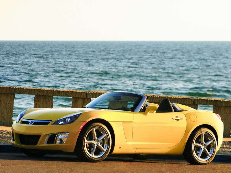 Saturn Sky 1st generation convertible 2.0 MT Red Line (2006 – present)