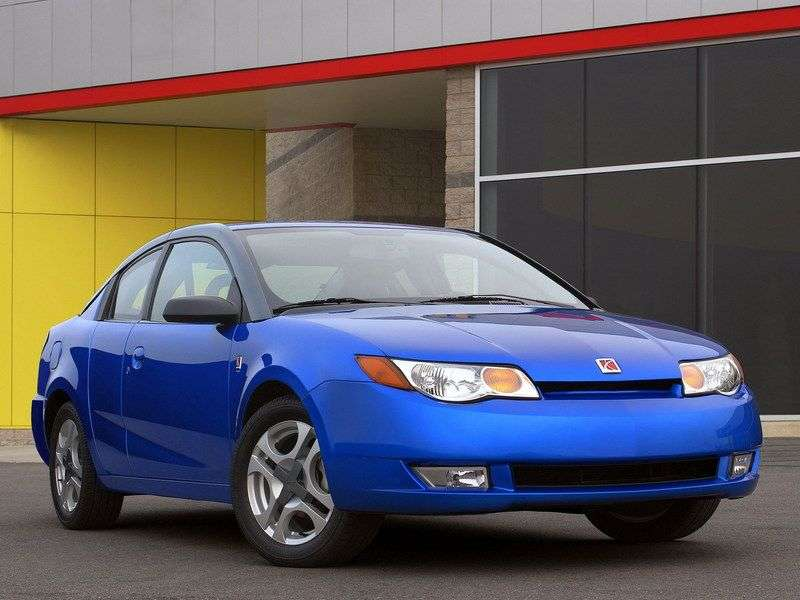 Saturn ION 1st generation coupe 2.2 AT (2003–2007)