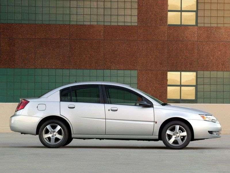 Saturn ION 1st generation 2.2 MT sedan (2003–2007)