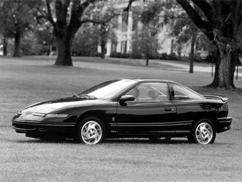 Saturn S Series 1st generation SC Coupe 1.9 MT (1990–1999)