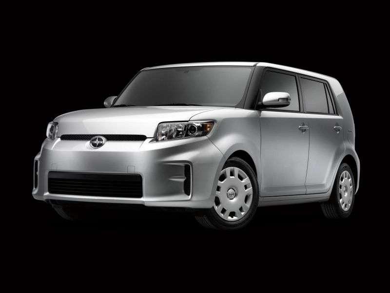 Scion xB 2nd generation [restyled] 2.4 MT minivan (2011 – n.)