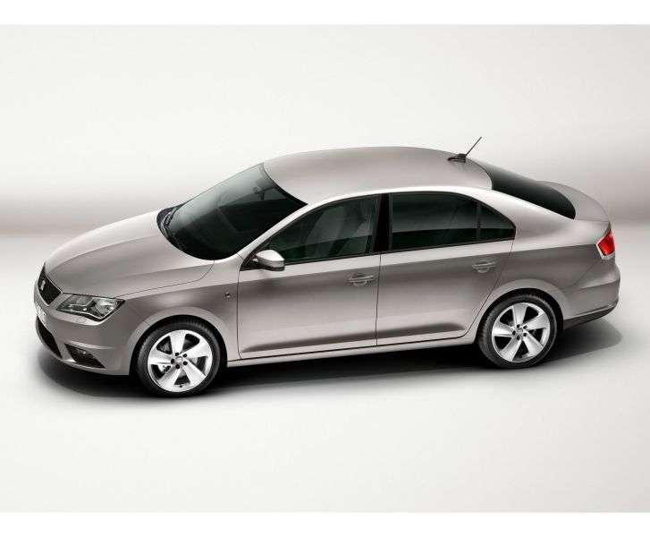 SEAT Toledo 4th generation liftback 1.4 TSI DSG (2012 – n.)