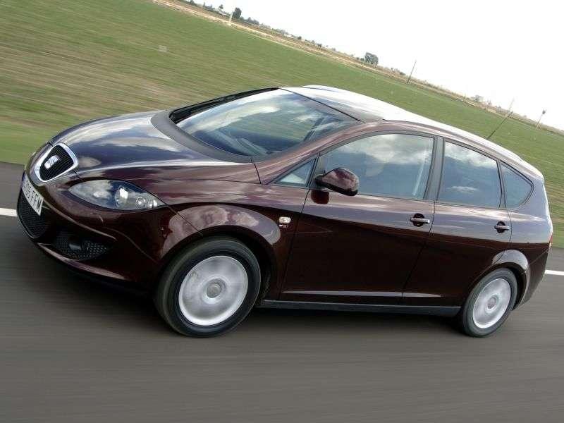 SEAT Altea 1st generation XL minivan 5 dv. 2.0 TFSI MT (2006–2009)