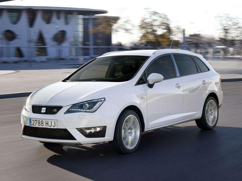 SEAT Ibiza 4th generation [restyling] ST FR wagon 5 dv. 1.2 TSI DSG FR (2012–2013)