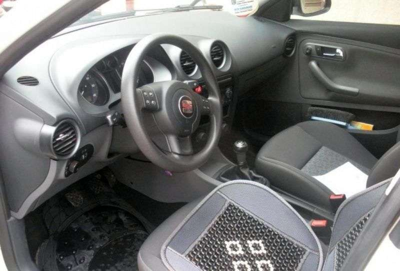 SEAT Ibiza 3rd generation [restyling] hatchback 5 dv. 1.4 TDI MT (2006–2008)