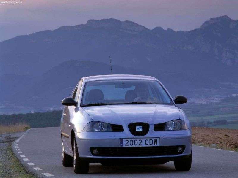 SEAT Ibiza 3 generation hatchback 3 dv. 2.0 MT (2002–2006)