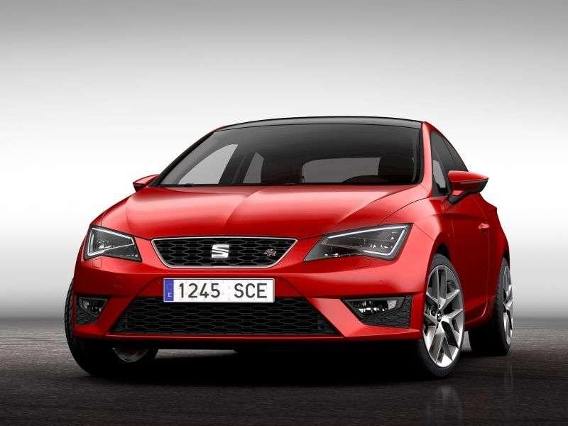 SEAT Leon 3 generation SC FR hatchback 3 dv. 1.4 TSI MT FR (2013 – present)