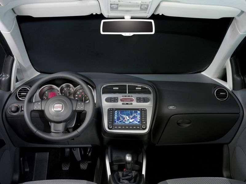SEAT Toledo 3rd generation hatchback 2.0 TD DSG (2006 – present)