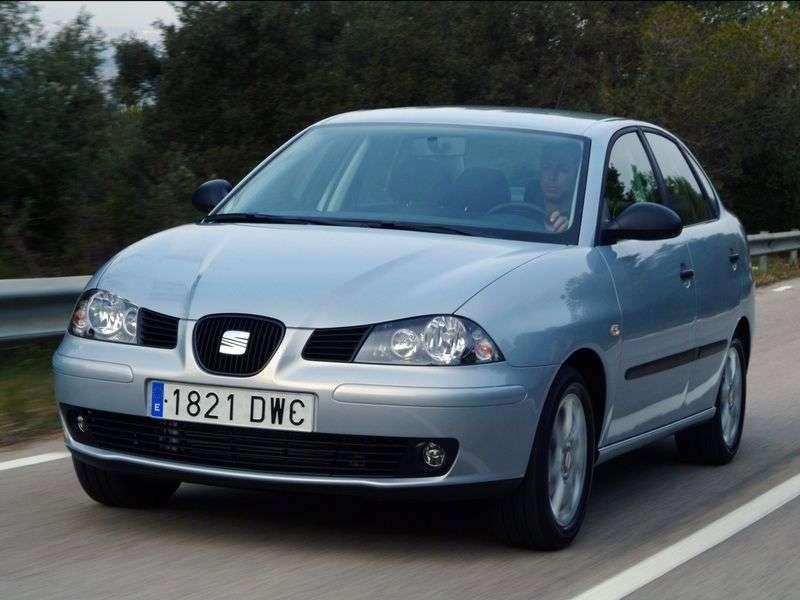 SEAT Cordoba 3rd generation sedan 1.9 D MT (2003 – n.)