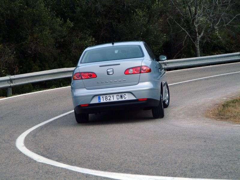 SEAT Cordoba 3.generacja sedan 2.0 MT (2005 obecnie)