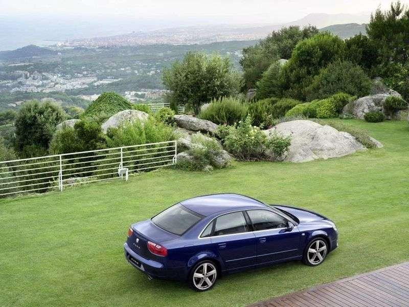 SEAT Exeo 1st generation 2.0 TSI MT sedan (2009–2012)