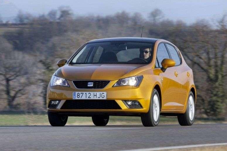 SEAT Ibiza 4 generation [restyling] hatchback 5 dv. 1.2 TSI DSG Style (2012 – present)