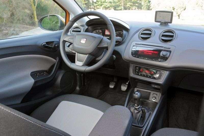 SEAT Ibiza 4th generation [restyling] ST wagon 5 bit. 1.6 DSG Reference (2012 – current century)