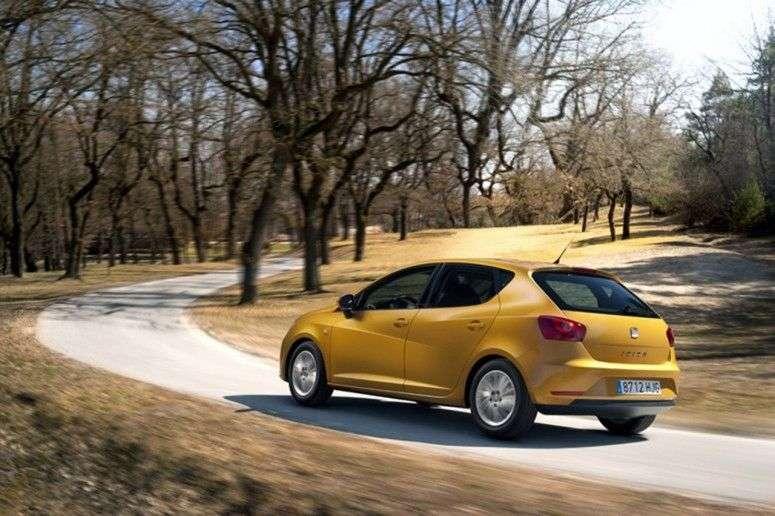 SEAT Ibiza 4 generation [restyling] hatchback 5 dv. 1.6 DSG Style (2012 – current century)