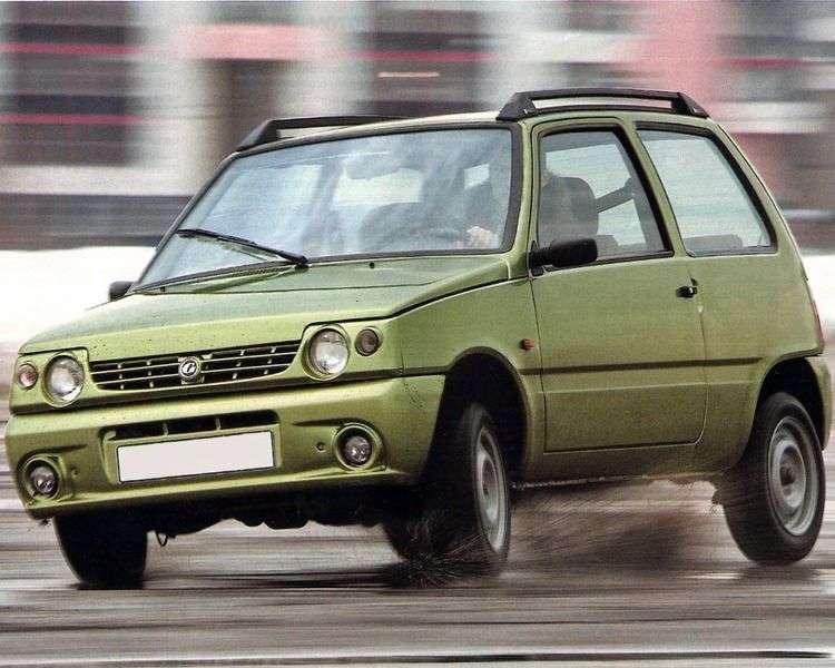 SeAZ 1111 1st generation hatchback 1.1 MT (11301) (1997–2006)