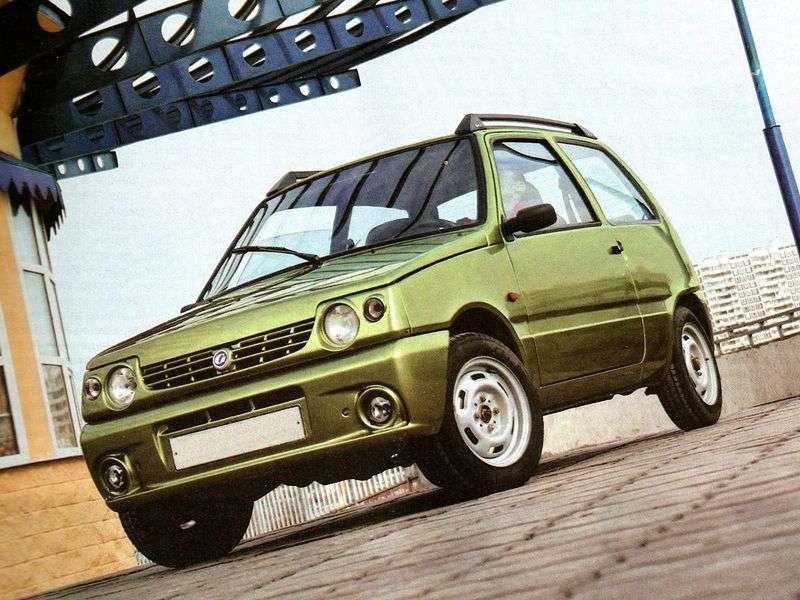 SeAZ 1111 1st generation hatchback 1.0 MT (11116) (2006 – present century)
