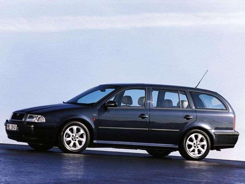 Skoda Octavia 1st generation wagon 5 bit. 1.9 SDI MT (1999–2000)