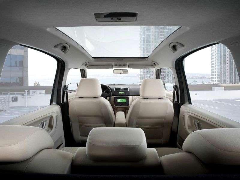 Skoda Roomster 1st generation 1.2 MT minivan (2006–2010)