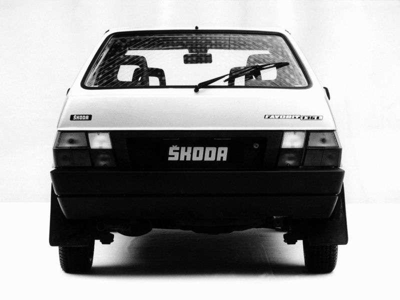 Skoda Favorit hatchback 1.generacji 1.3 MT (1990 2000)