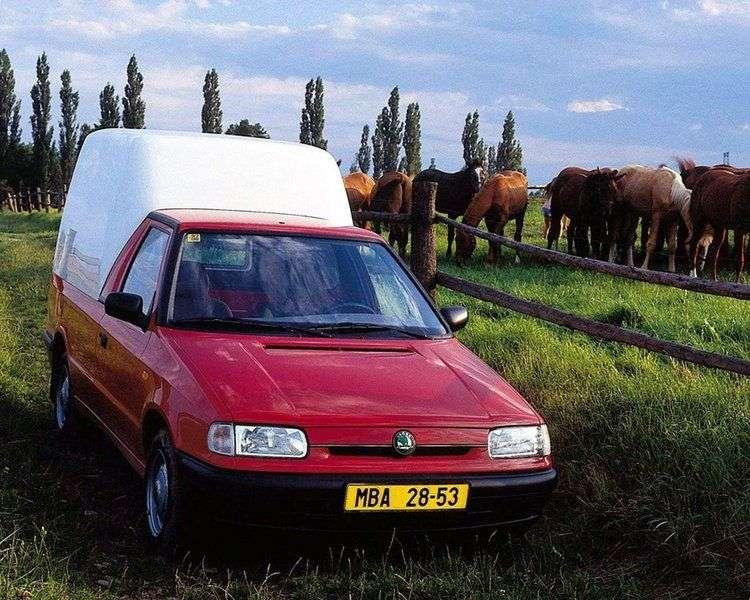 Skoda Felicia 1st generation pickup 1.3 MT (1997–2000)