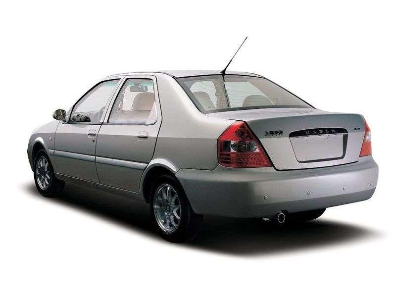 SMA Maple Marindo 1st generation 1.3 MT sedan (2004 – n.)