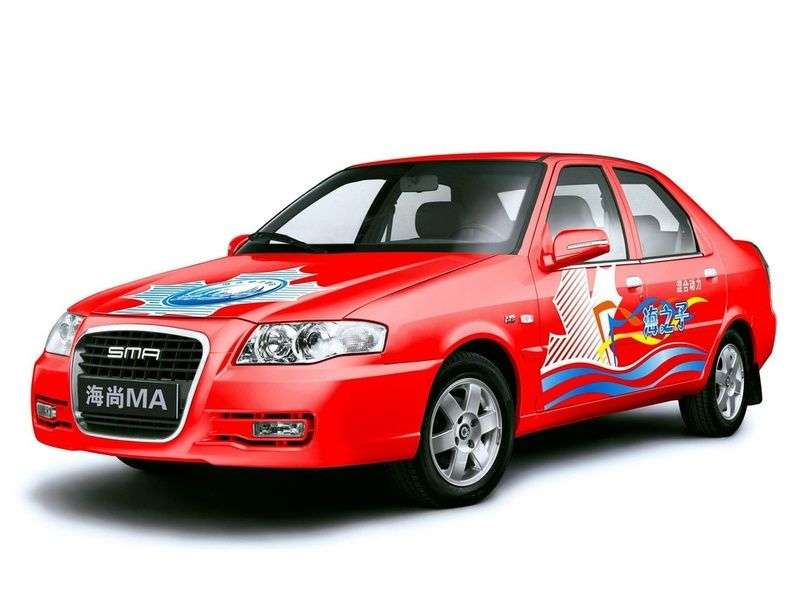 SMA Maple Hysoul 1st generation 1.6 MT sedan (2005 – n.)