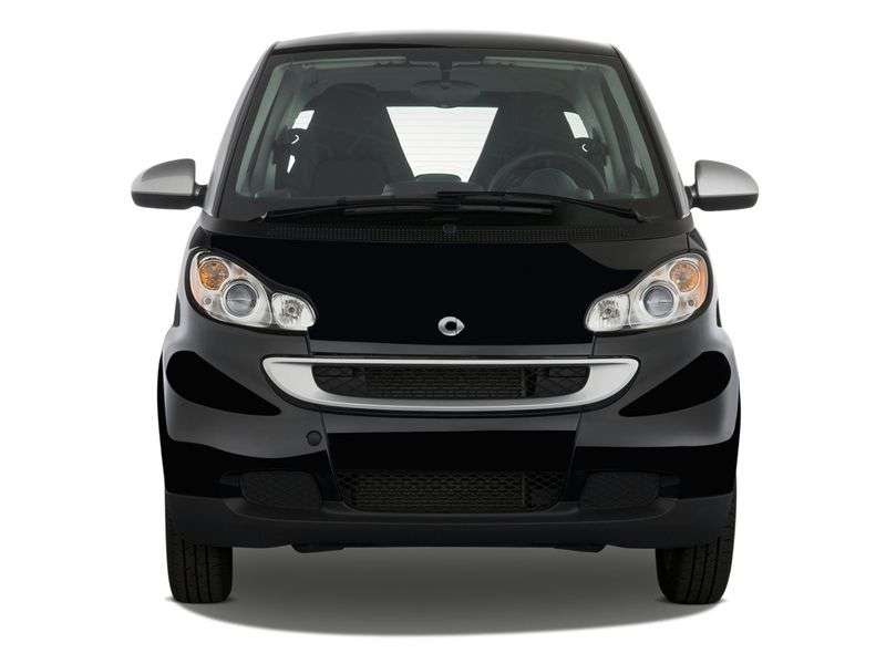 Smart Fortwo 2 generation hatchback 3 dv. 1.0 AT (2007–2010)