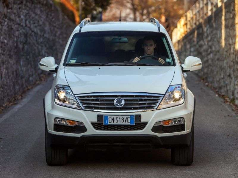 SsangYong Rexton 3 Generacja W SUV 2.0 DTR AT 4WD Luxury Family (2013 obecnie)