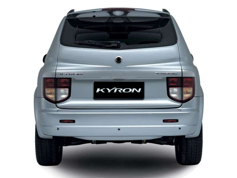 SsangYong Kyron 1st generation 2.0 MT crossover (2005–2007)