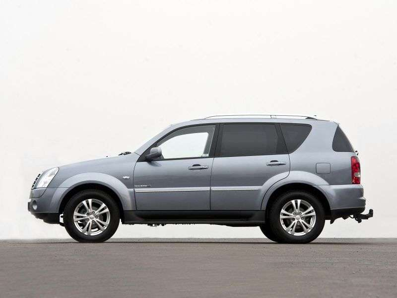 SsangYong Rexton 2nd generation SUV 2.7 XVT AT Turbo AWD Luxury (R27L47) (2011) (2006–2012)