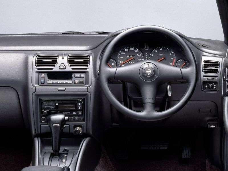 Subaru Legacy 2 generation wagon 2.2 MT 4WD (1994–1998)