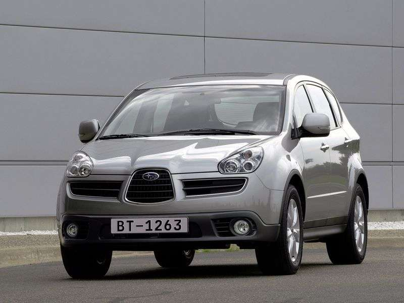 Subaru Tribeca 1st generation crossover 3.0 AT AWD (2005–2008)