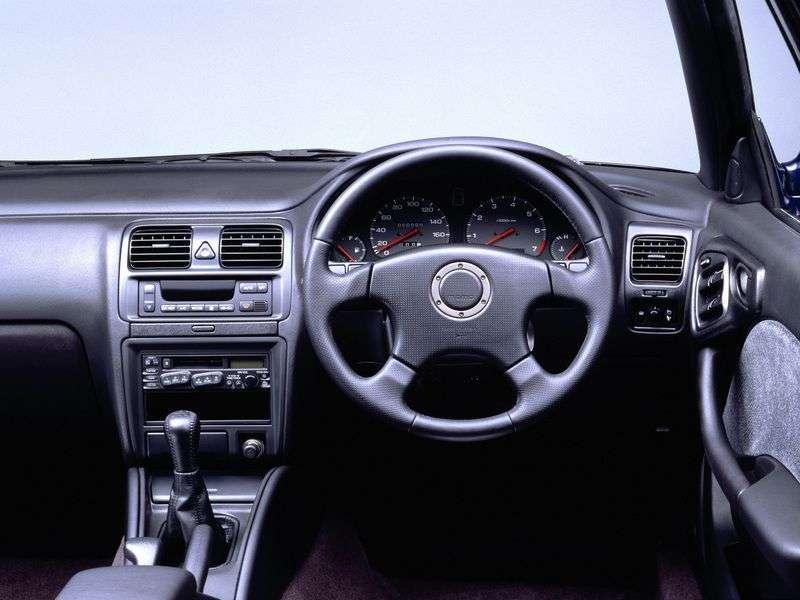 Subaru Legacy 2nd generation sedan 2.5 MT 4WD (1995–1999)