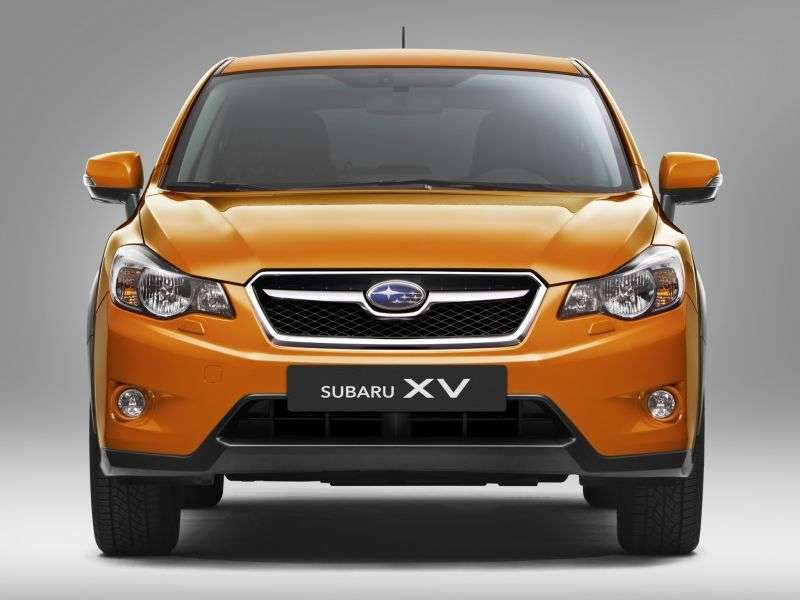 Subaru XV 1st generation 2.0 MT AWD KF crossover (2012 – n.)