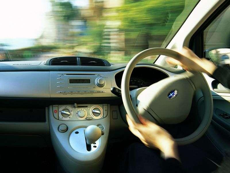 Subaru R2 1st generation hatchback 0.7 CVT 4WD (2003–2006)