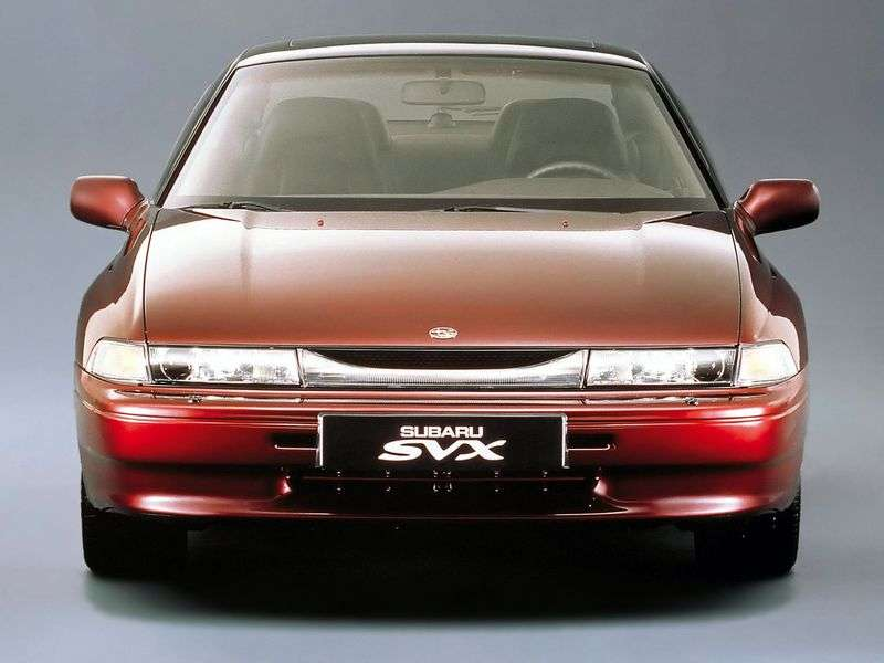 Subaru SVX 1st generation coupe 3.3 AT 4WD (1992–1994)