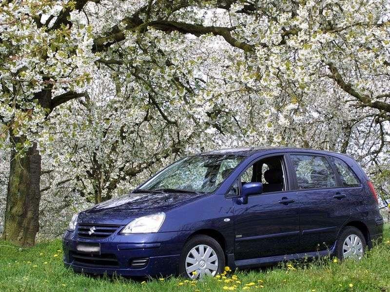 Suzuki Aerio 1st generation wagon 1.5 AT (2002–2004)