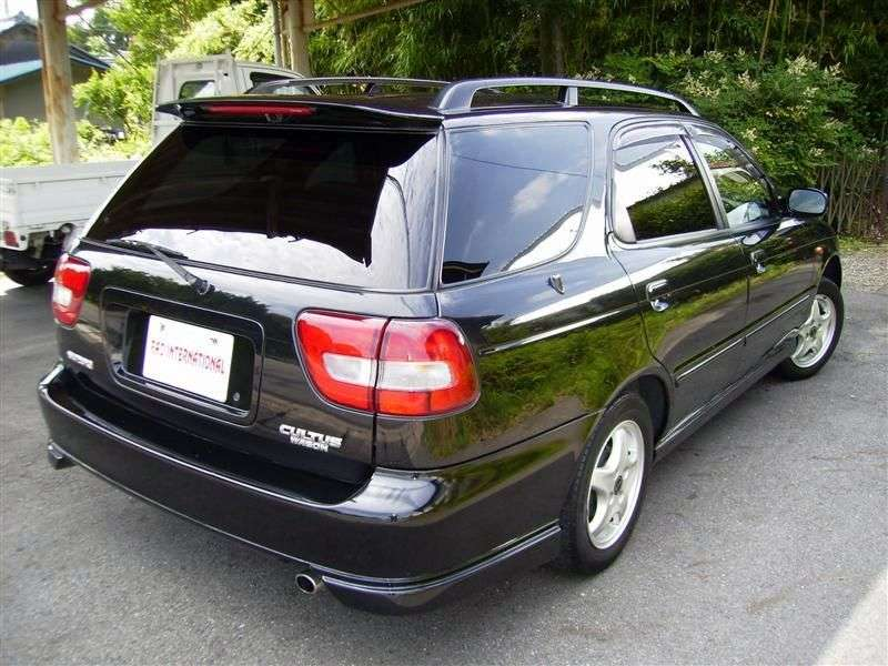 Suzuki Cultus 1st generation station wagon 1.8 AT (1995–2002)