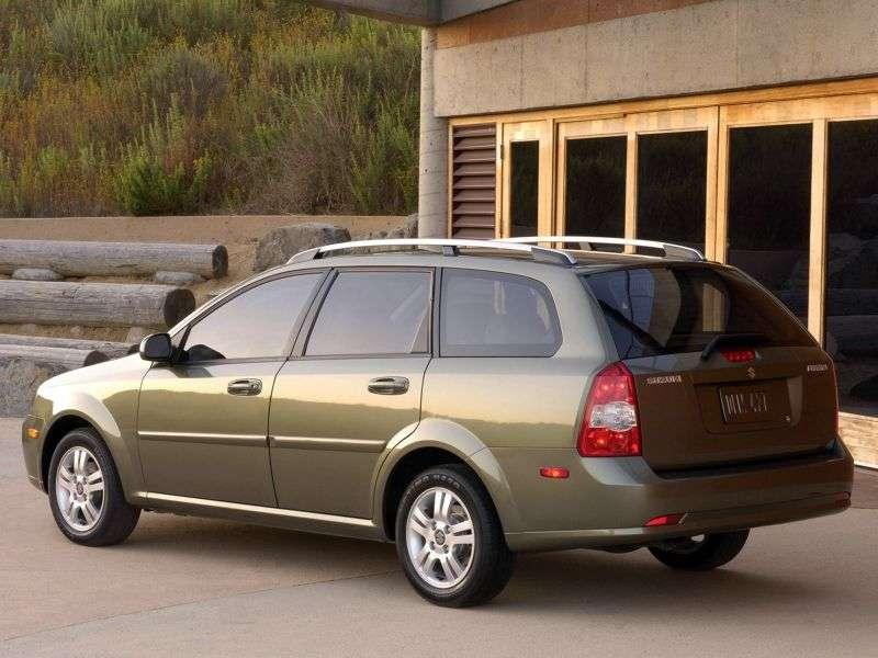 Suzuki Forenza 1st generation [restyled] station wagon 2.0 AT (2006–2010)