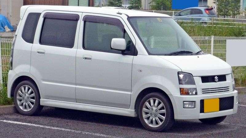 Suzuki Wagon R 3.generacja RR minivan 0.7 AT (2003 2008)