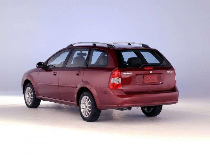 Suzuki Forenza 1st generation 2.0 MT wagon (2004–2006)