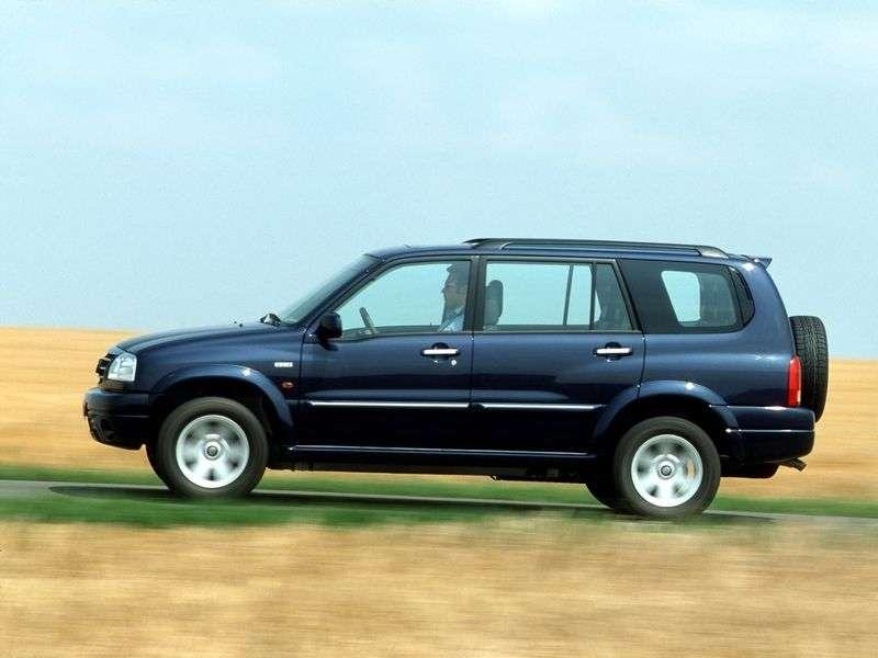 Suzuki XL7 1st generation 2.7 MT 4WD crossover (2003–2006)