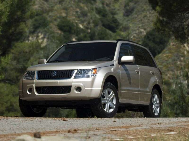 Suzuki Grand Vitara 2nd generation 5 bit crossover. 2.4 MT JLX E (2011) (2005–2012)