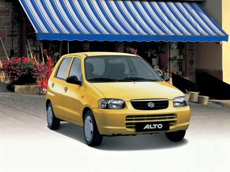 Suzuki Alto 5th generation hatchback 0.7 AT (1998–2005)