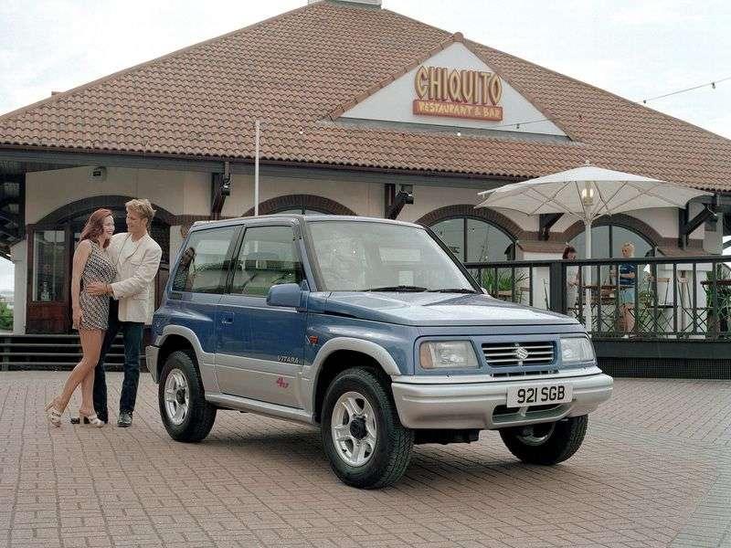 Suzuki Vitara ET, TA 2.0 MT AWD (1996–1997)