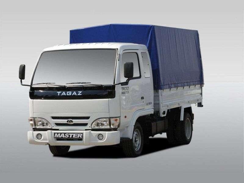 TagAZ Master 1st generation onboard 2.6 MT (1T) B1 (2009–2011)