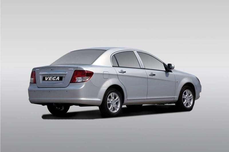 TagAZ Vega 1st generation sedan 1.6 MT MT2 (2009–2010)