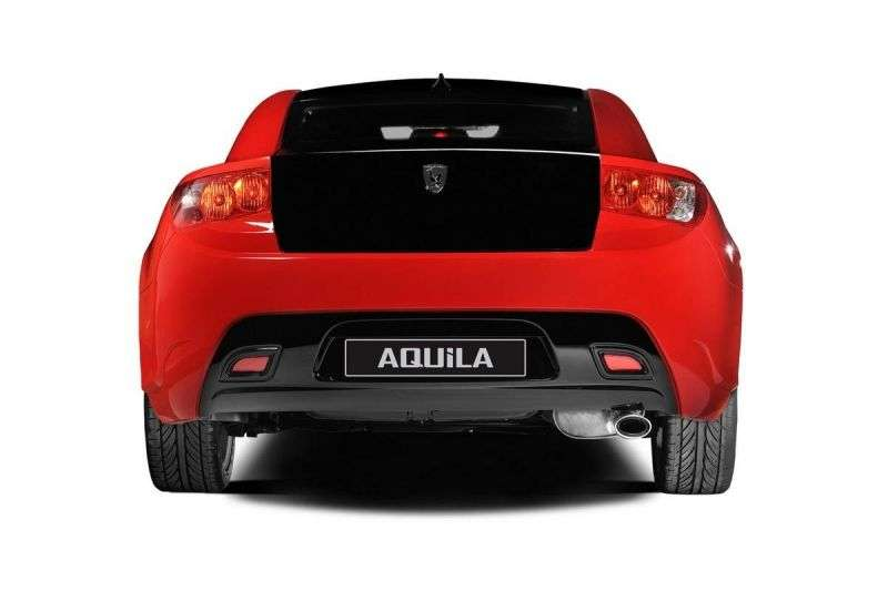 TagAZ Aquila 1st generation coupe 1.6 MT Basic (2012 – n. In.)