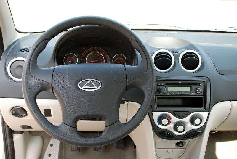 TagAZ C10 1st generation sedan 1.3 MT Comfort (2011 – present)
